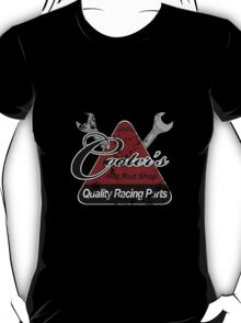 Cooter's Hot Rod Shop distressed T-Shirt