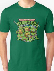 Teenage Mutant Ninja Turtles Shirt T-Shirt