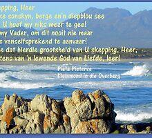 U skepping, Heer ... by Pieta Pieterse