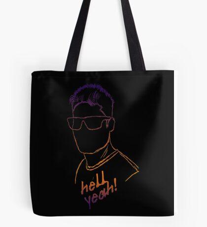 Justin Bieber Tote Bag