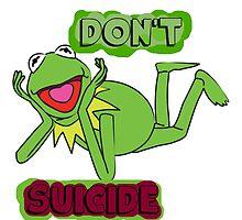 """Updated; Don't """"Kermit"""" Suicide!! by alltimehustler"""