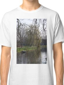 Spring by the canal Classic T-Shirt