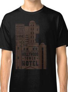 Tower of Terror  (distressed edition) Classic T-Shirt