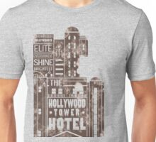 Tower of Terror  (distressed edition) Unisex T-Shirt