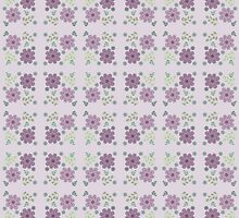 Wild Flowers in Lavender by Lena127