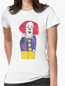 Pennywise Womens Fitted T-Shirt