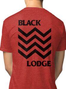 Black Lodge Tri-blend T-Shirt