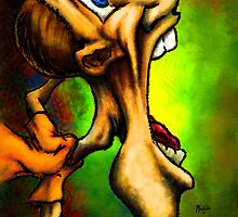 Backbend by Roland Millington