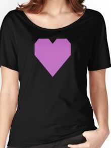 French Mauve  Women's Relaxed Fit T-Shirt