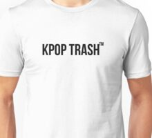 Kpop Trash™ Design Unisex T-Shirt
