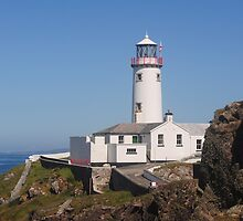 Fanad Lighthouse by Karin  Funke