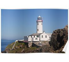 Fanad Lighthouse Poster