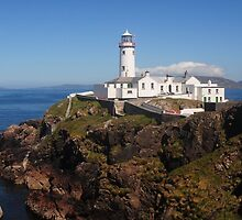 Fanad Lighthouse II by Karin  Funke