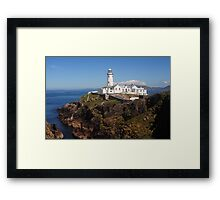 Fanad Lighthouse II Framed Print