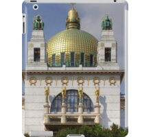 Church of St. Leopold, Vienna Austria iPad Case/Skin