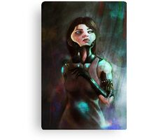 The Hardened Canvas Print