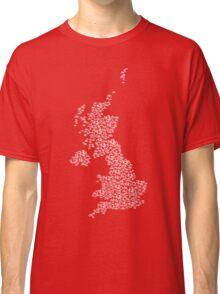 Bike United Kingdom Classic T-Shirt