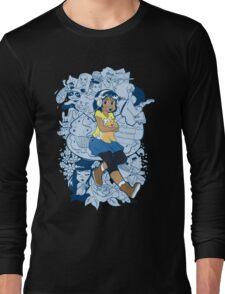 Comic Doodles  Long Sleeve T-Shirt