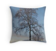 God Jul = Merry Christmas Throw Pillow
