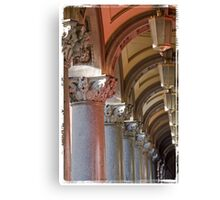 Martin Place Post Office Canvas Print