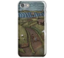 To Ballyclare by Ordovich iPhone Case/Skin