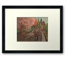 Cobble Tree Street by Ordovich Framed Print