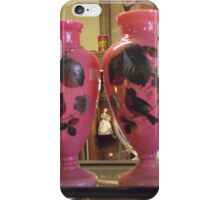 Pink Vases iPhone Case/Skin