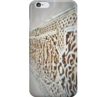 Alhambra Wall iPhone Case/Skin