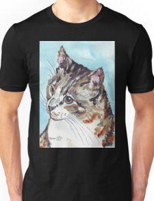 A Tabby superb! Unisex T-Shirt