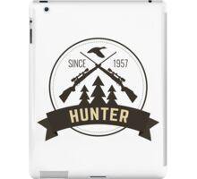 Hunter Sticker iPad Case/Skin