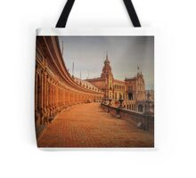 Plaza De Espana Upper Level Tote Bag