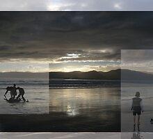 Beach Montage by MynxGraphics