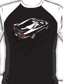 Mazda MX-6 (Birds Eye, 3/4 view) T-Shirt