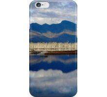 Moora Moora Lakes in the Grampians iPhone Case/Skin