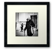 OnePhotoPerDay Series: 329 by L. Framed Print