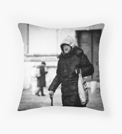 OnePhotoPerDay Series: 329 by L. Throw Pillow