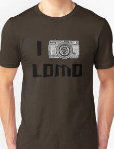 I Love Lomo T-Shirt