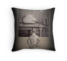 THE TRICK - Large version for printing Throw Pillow