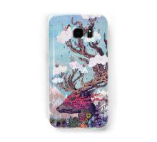 Journeying Spirit (deer) Samsung Galaxy Case/Skin