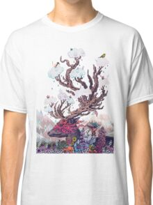 Journeying Spirit (deer) Classic T-Shirt