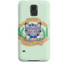 Make Something Samsung Galaxy Case/Skin