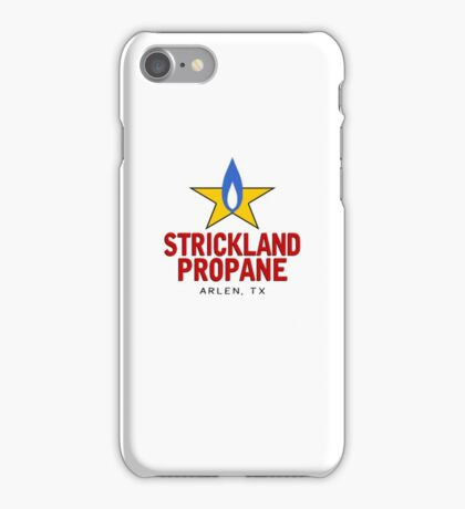 Strickland Uniform iPhone Case/Skin