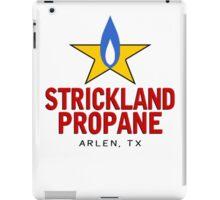 Strickland Uniform iPad Case/Skin