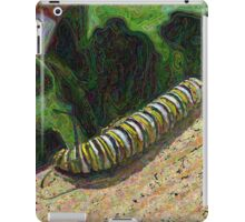 Monarch Caterpillar - Garden Days iPad Case/Skin