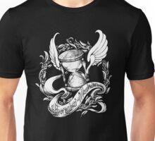 Time Flies (White) Unisex T-Shirt