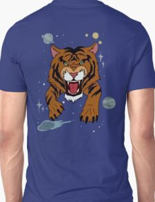 Tiger Jean Jacket Unisex T-Shirt