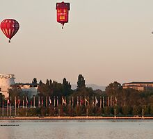 Canberra Balloon Fest 2005 #4 by Odille Esmonde-Morgan