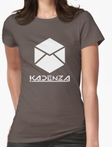Kadenza Logo Womens Fitted T-Shirt