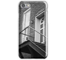 Jonesborough, Tennesee - Upstairs Neighbors iPhone Case/Skin