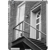 Jonesborough, Tennesee - Upstairs Neighbors iPad Case/Skin